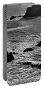 Rock Point Bridge In Bodega Bay Portable Battery Charger