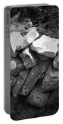 Rock Wall Doolin Ireland Portable Battery Charger