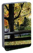 Rockford In Autumn Portable Battery Charger