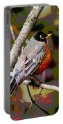 Rockin' Robin Portable Battery Charger