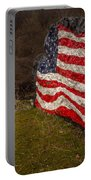 Rockin' The Flag Portable Battery Charger