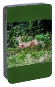 Rocking Deer Portable Battery Charger