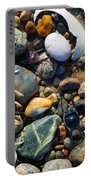 Rocks And Shells Portable Battery Charger