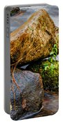 Rocks In The Creek Portable Battery Charger