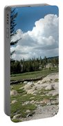 Rocks Of Tuolumne Meadows Portable Battery Charger