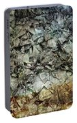 Rocky Abstraction Portable Battery Charger