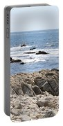 Rocky California Coastline Portable Battery Charger
