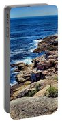Rocky Coastline 1 Portable Battery Charger
