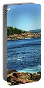 Rocky Coastline 3 Portable Battery Charger