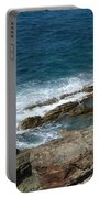 Rocky Coastline Portable Battery Charger
