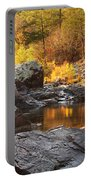 Rocky Creek II On Mill Mountain In The Missouri Ozarks Portable Battery Charger