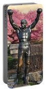 Rocky In Spring Portable Battery Charger
