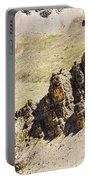 Rocky Landscape - 3 - French Alps Portable Battery Charger