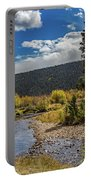 Rocky Mountain Afternoon Portable Battery Charger
