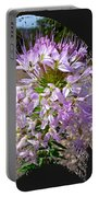 Rocky Mountain Bee Flower Portable Battery Charger