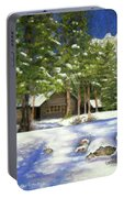 Rocky Mountain Blues Portable Battery Charger