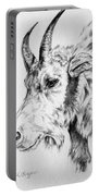 Rocky Mountain Goat Portable Battery Charger