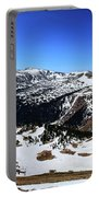 Rocky Mountain National Park Pano 2 Portable Battery Charger