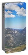 Rocky Mountain National Park Panoramic Portable Battery Charger