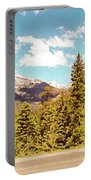 Rocky Mountain Panorama Portable Battery Charger