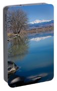Rocky Mountain Reflections Portable Battery Charger