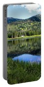 Rocky Mountains Majesty Portable Battery Charger