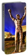 Rocky Portable Battery Charger by Paul Ward