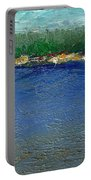 Rocky Point Dream At Bass Lake Portable Battery Charger