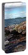 Rocky Point - Wreck Island Portable Battery Charger