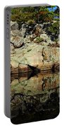 Rocky Reflection Portable Battery Charger