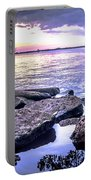 Rocky River Shore Portable Battery Charger