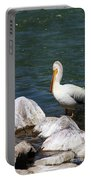 Rocky Shores Portable Battery Charger