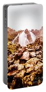Rocky Water Wilderness Portable Battery Charger