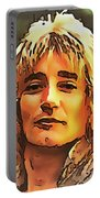Rod Stewart Collection 1 Portable Battery Charger