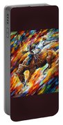 Rodeo - Dangerous Games Portable Battery Charger