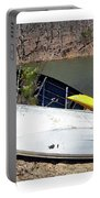 Rowboats Ashore  Portable Battery Charger