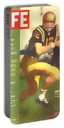 Roger Staubach 11-29-63 Portable Battery Charger