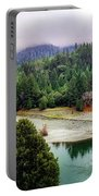 Rogue River Bend Pano Portable Battery Charger