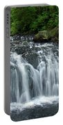 Rolley Lake Falls Dry Brushed Portable Battery Charger