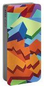Rolling Hills  Portable Battery Charger