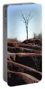 Rolling Red Badlands Portable Battery Charger