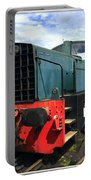 Rolls Royce Sentinel Dl83 Diesel Shunter At The Nene Valley Railway Portable Battery Charger