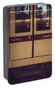 Roma Metro Portable Battery Charger