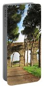 Roman Aqueducts Portable Battery Charger