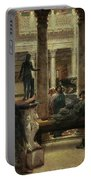 Roman Art Lover Portable Battery Charger