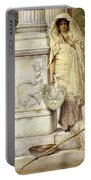 Roman Fisher Girl Portable Battery Charger