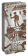 Roman Mosaic: 5th Century Portable Battery Charger