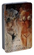 Roman Nudes 45 Portable Battery Charger
