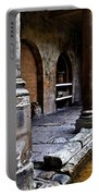 Roman Pillars  Portable Battery Charger