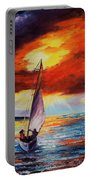 Romancing The Sail Portable Battery Charger